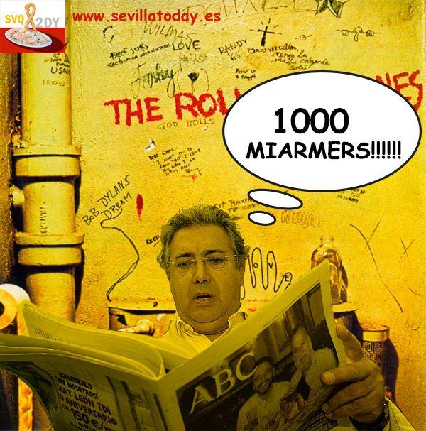 Sevilla Today camino de los 2.000 miarmers