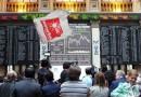 Baja la bolsa de Madrid y la de Supersol sigue costando 5 céntimos