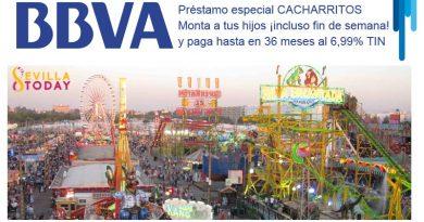 BBVA lanza un préstamo especial para pagar los cacharritos