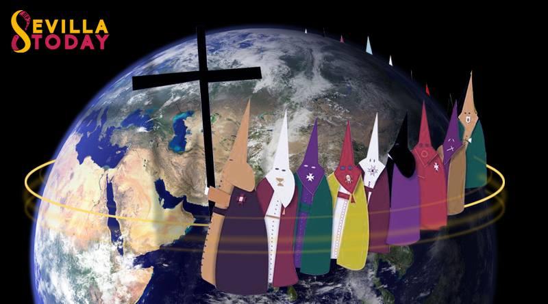 Miles de procesiones saldrán una detrás de otra  rodeando al mundo en homenaje a la primera vuelta al mundo