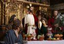 La Sagrada Cena se queda en casa y pide la comida a Glovo