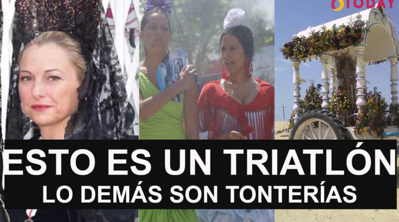 La Madrugá, la Feria y El Rocío… el triatlón definitivo