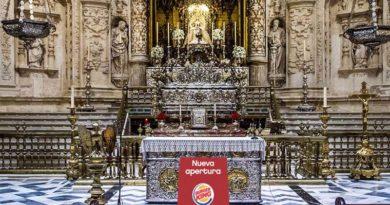 Un nuevo Burger King abrirá en la Capilla Real de la Catedral