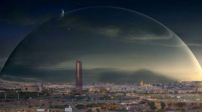 Sevilla instalará una cúpula en Semana Santa para que no entre el coronavirus