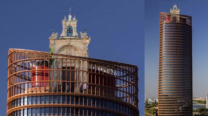 La Basílica de El Gran Poder se traslada a lo alto de Torre Sevilla