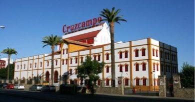 Se encierra en la fábrica de Cruzcampo y pide que le apliquen la cuarentena porque tiene coronavirus