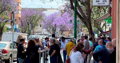 El Bar Jota servirá Mahou para evitar aglomeraciones