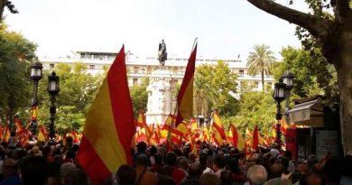 Éxito total de la Facha Rave de Sevilla