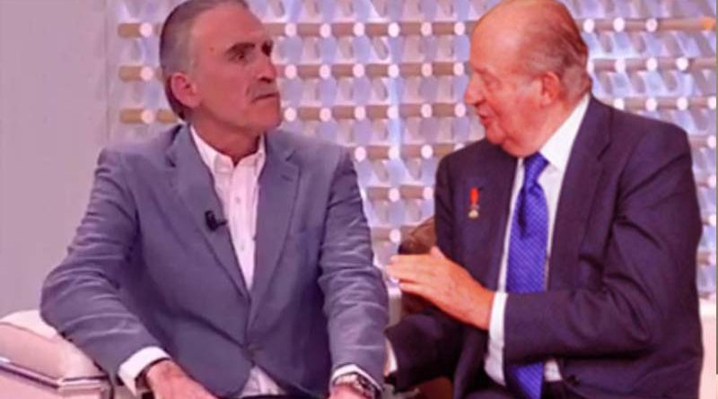 Juan Carlos va al programa de Juan y Medio a buscar novia