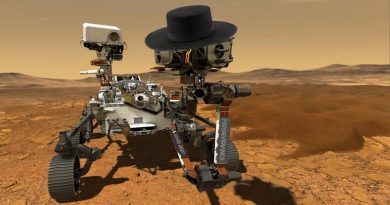 El Ayuntamiento envía su propio robot a Marte, para ver si se puede trasladar allí La Feria de Abril